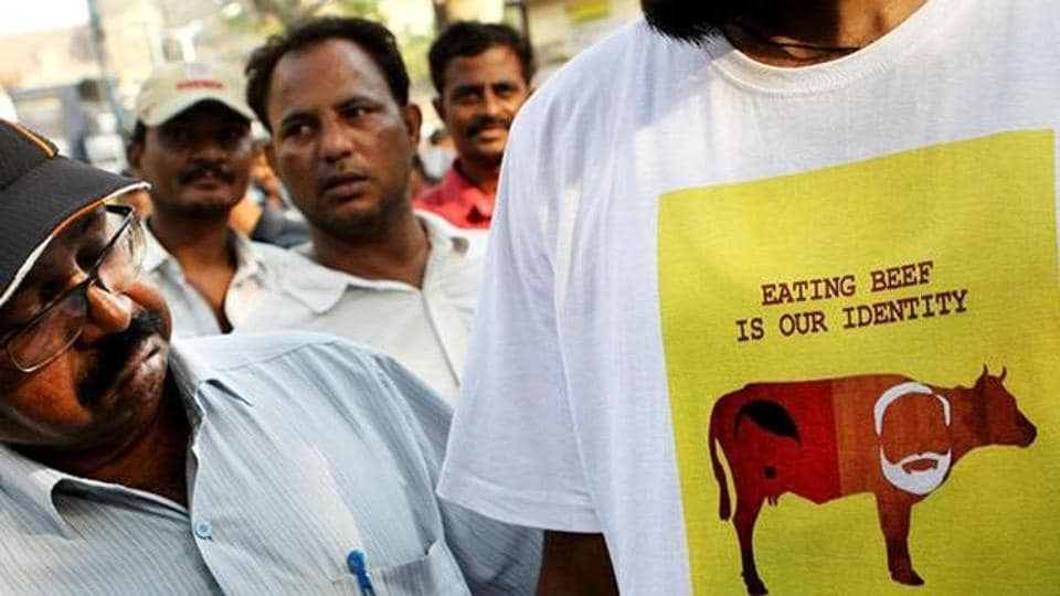 After Kerala, IIT-Madras students hold beef festival
