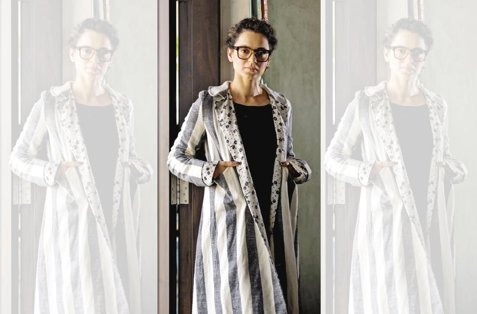 Kangana Ranaut says it is her inner naivety that helps her get into the skin of a character  easily