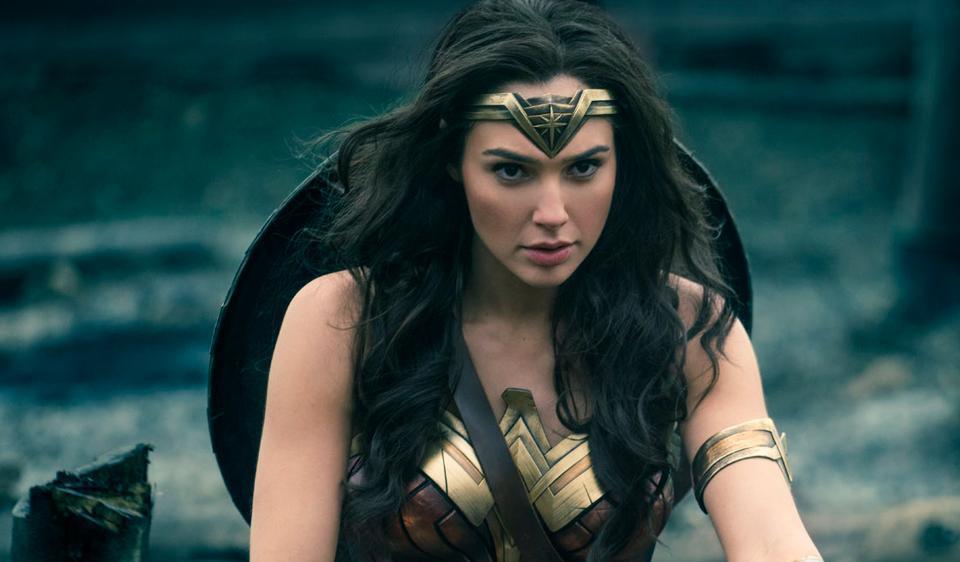 Gal Gadot,Wonder Woman,Chris Pine