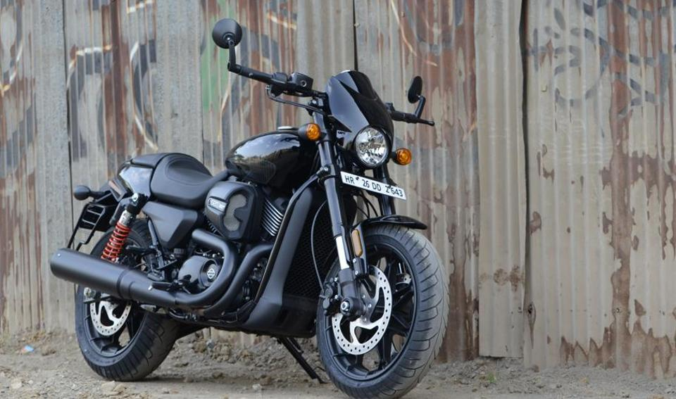 The Harley Davidson Street Rod 750 will appeal to customers who wouldn't have considered a Harley as their next motorcycle.