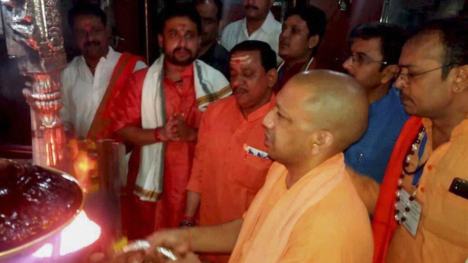 Adityanath,Varanasi,Narendra Modi