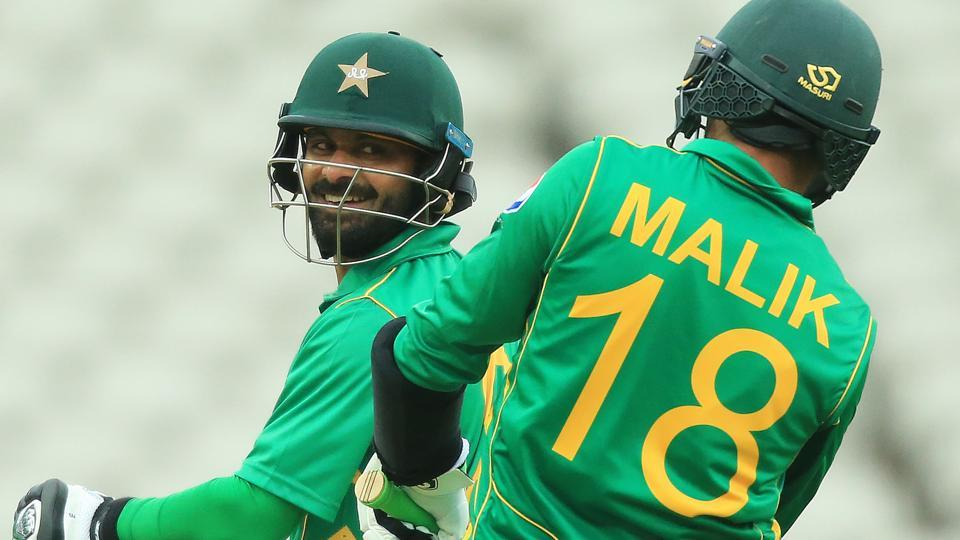 Shoaib Malik top-scored for Pakistan  in their warm-up game against Bangladesh ahead of the ICC Champions Trophy 2017 at Birmingham.Get full cricket score of Bangladesh vs Pakistan here.