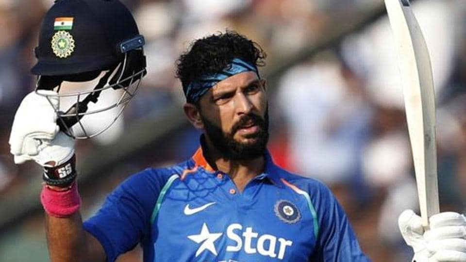 Yuvraj Singh missed the practice session ahead of the ICC Champions Trophy.