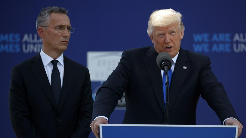 Donald Trump,Paris Climate Deal,G7