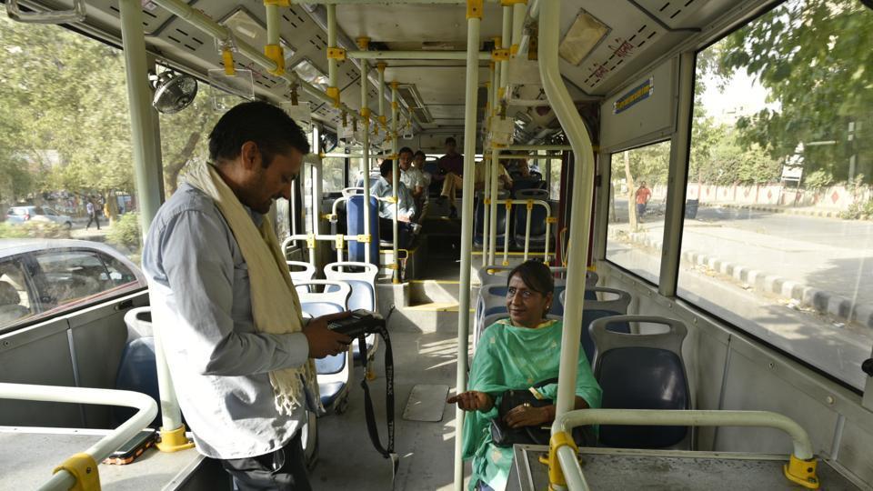 Destination buses,DTC,Delhi buses