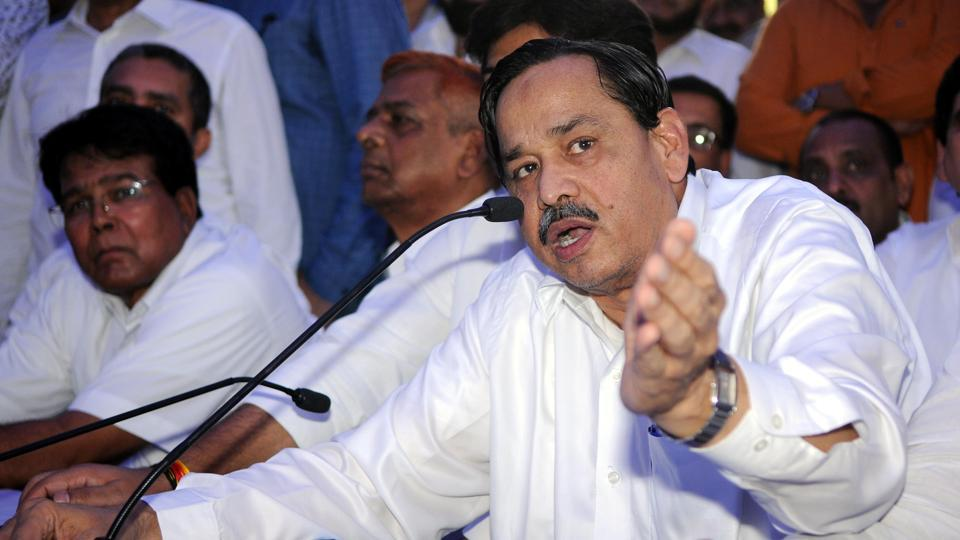Former  BSP national general secretary Naseemuddin Siddiqui announced a new outfit on May 27.