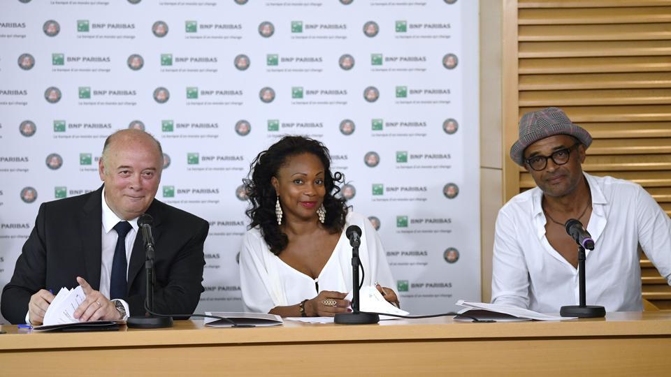 French Open,Bernard Giudicelli,Maria Sharapova
