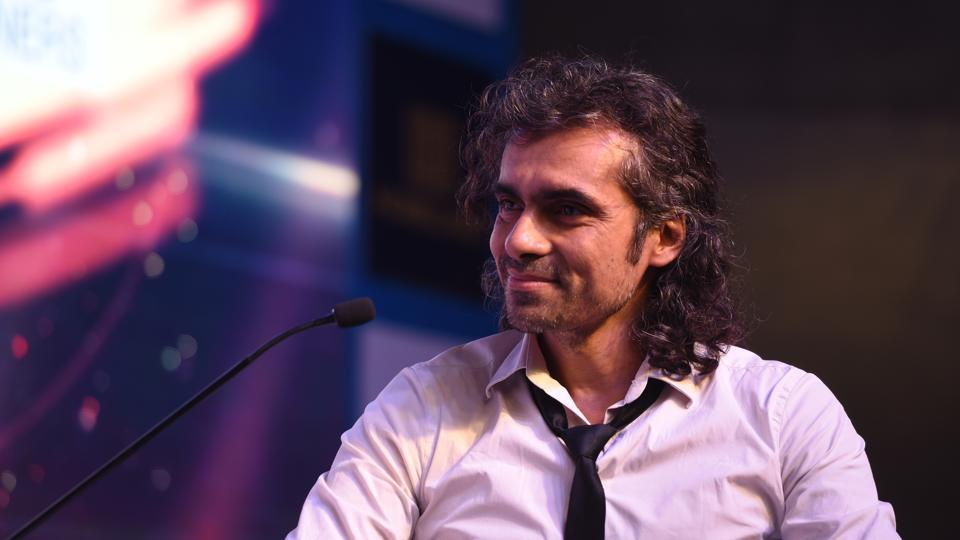 Imtiaz Ali at HT Youth Forum 2017 event in Chandigarh.