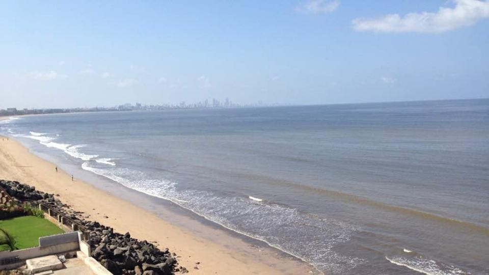 What the Versova beach looks like after 85 weeks of intense cleaning.