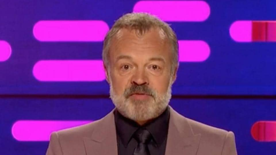 """""""Sometimes the world isn't a very funny place, especially after the terrible event in Manchester,"""" said Graham Norton."""