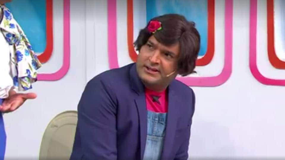 Kapil Sharma,Sunil Grover,The Kapil Sharma Show