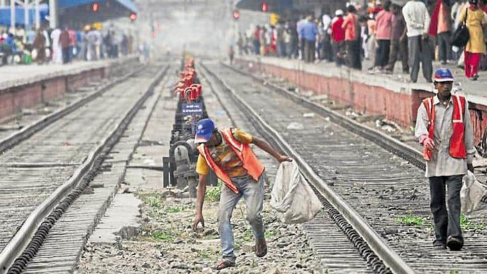 Travelling passengers generate approximately 3,980 metric tonne of human waste per day, says a CAG report.