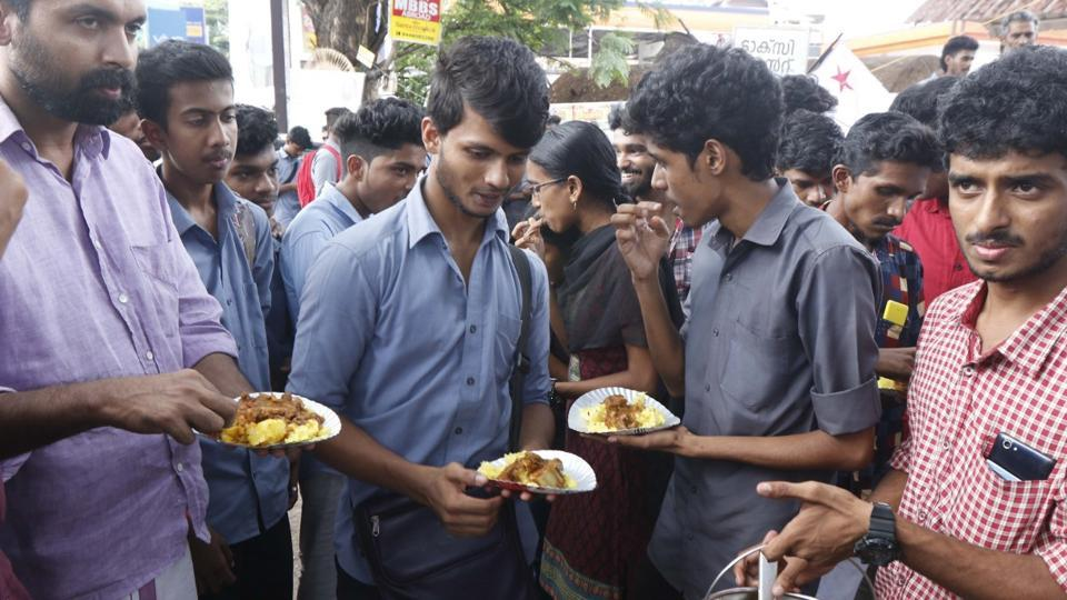 Youth Congress,Kerala beef festivals,Cow slaughter