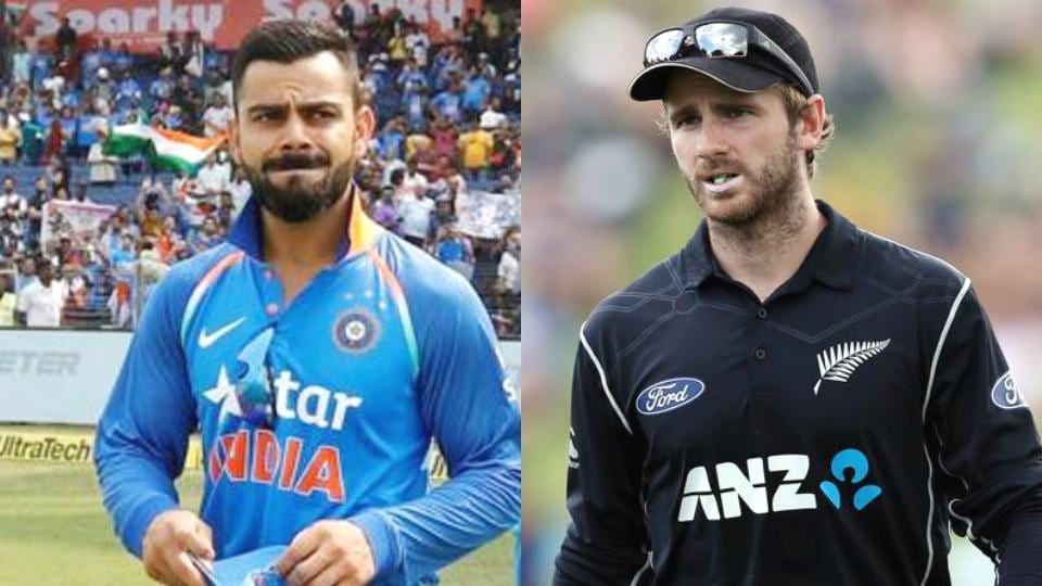 Image result for india v new zealand 2017