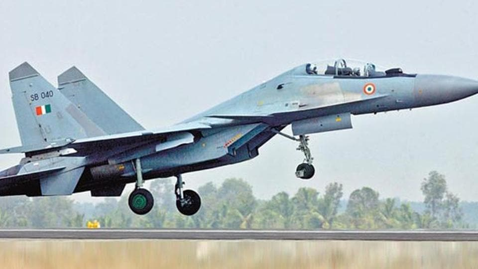 The Sukhoi-30 fighter jet with two pilots on board went missing along the Sino-India border on days May 23.