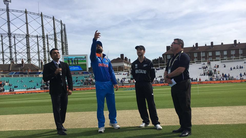 Kane Williamson, New Zealand captain, won the toss and opted to bat.  (Twitter )