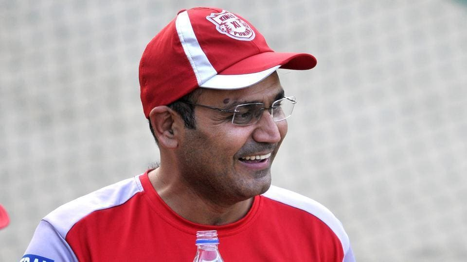 Virender Sehwag's only coaching assignment till date has been as mentor of the Kings XI Punjab team in IPL.