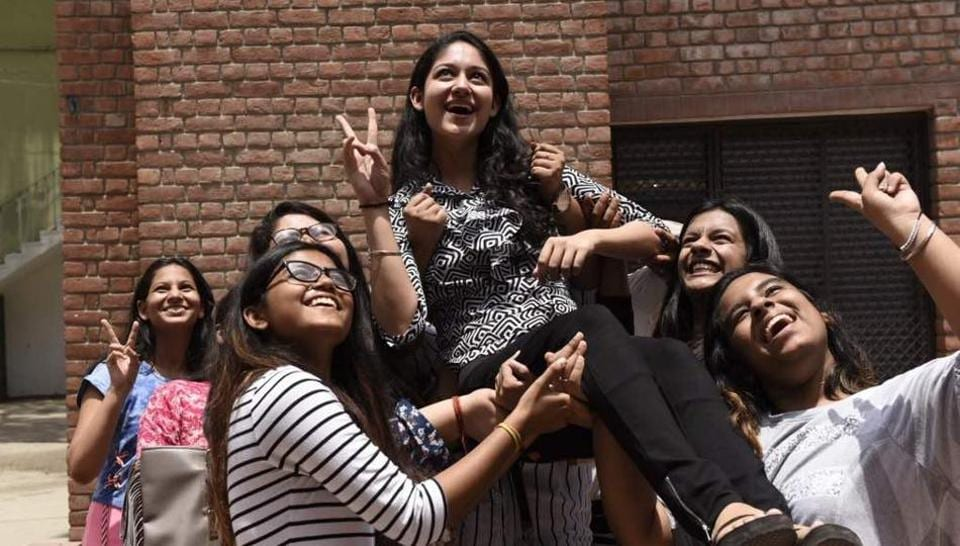 The pass percentage for the 12th board exams in Delhi this year, 86.45%, is higher than the national pass percentage of 82%.