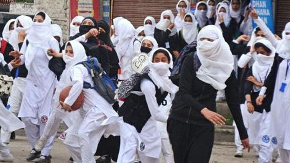 NIA,Militancy in Kashmir,Stone pelting in Kashmir