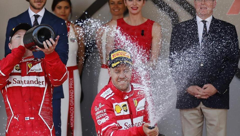 Monaco Grand Prix,Sebastian Vettel,Formula One