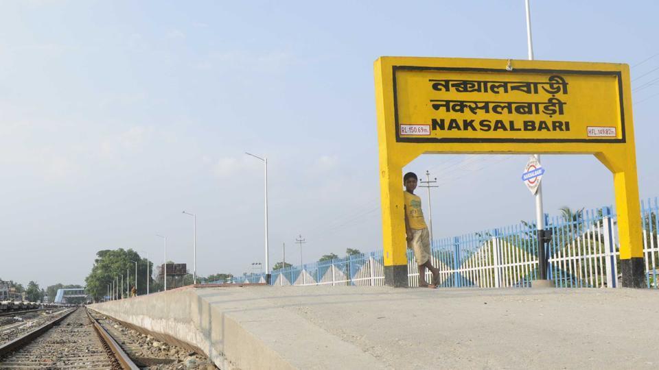 Mao Zedog,Naxalbari movement,Li Danhui