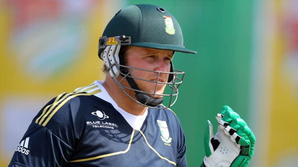 Richard Levi, South Africa batsman, made his international debut in 2012.