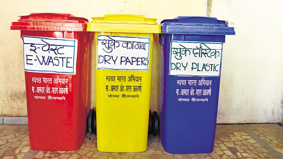 4 000 Cities To Get New Litter Bins For Waste Segregation