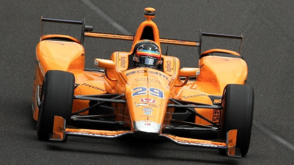 Indy 500,Indianapolis 500,Fernando Alonso