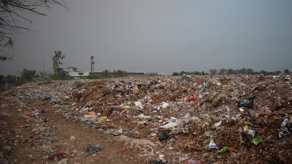 Chandigarh,Municipal corporation,garbage
