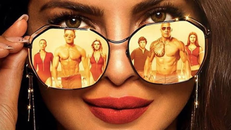 Baywatch is yet to hit the Indian theatres.