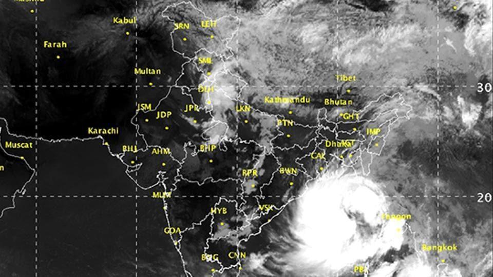 Cyclone Mora,Cyclone,Monsoons
