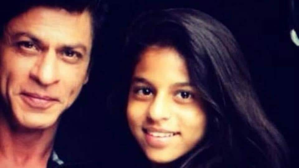 Shah Rukh Khan's daughter Suhana is very much interested in acting.