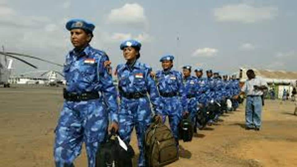 India had set an example in February last year, when it deployed the first ever female foreign police unit for peacekeeping mission in Liberia.