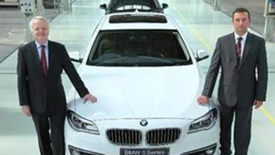 BMW plants in Tiexi, China and Rosslyn, South Africa have extended or pulled forward planned interruptions to production, the carmaker said.