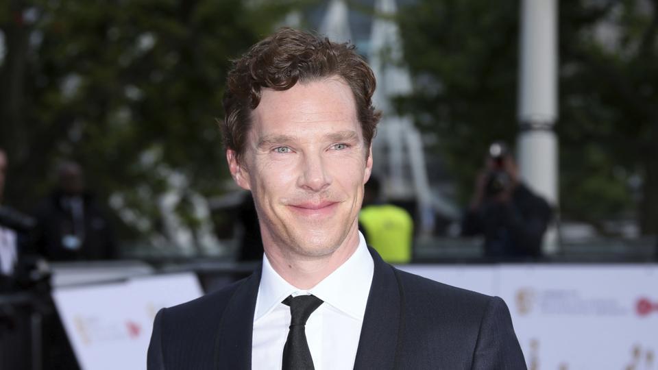 Benedict Cumberbatch,Shere Khan,Jungle Book Origin