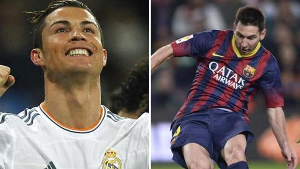 The battle between Cristiano Ronaldo and Lionel Messi was quite exciting this season.