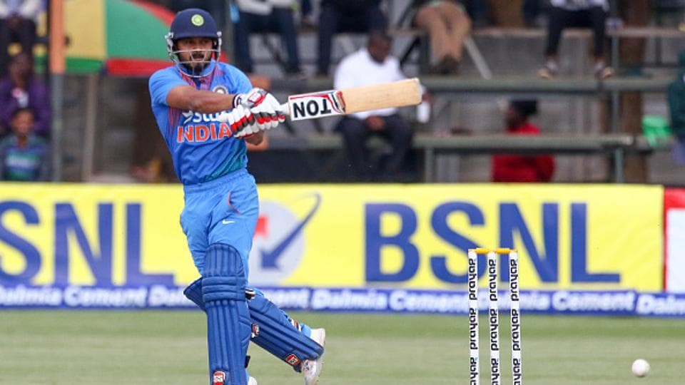 Kedar Jadhav was the leading run-getter in India's ODI series against England earlier this year.