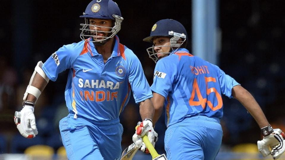 With Rohit Sharma back, Indian cricket team will be able to try out their regular ODIopening combo of Shikhar Dhawan and Rohit in its  ICCChampions Trophy 2017  final warm-up match against Bangladesh cricket team at Kennington Oval in London on Tuesday.