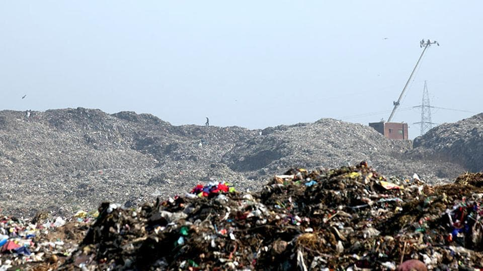 Located in the eastern suburbs of Mumbai, the Mulund landfill currently holds 60 lakh metric tonnes of waste.