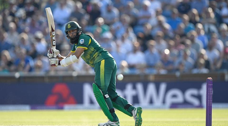 South Africa cricket team batsman Hashim Amla flicks and scores a boundary during the first ODI vs England cricket team at last week. England sealed the series, winning the first two matches of the three-ODI competition which acts as a warm-up for both sides for the ICC Champions Trophy 2017