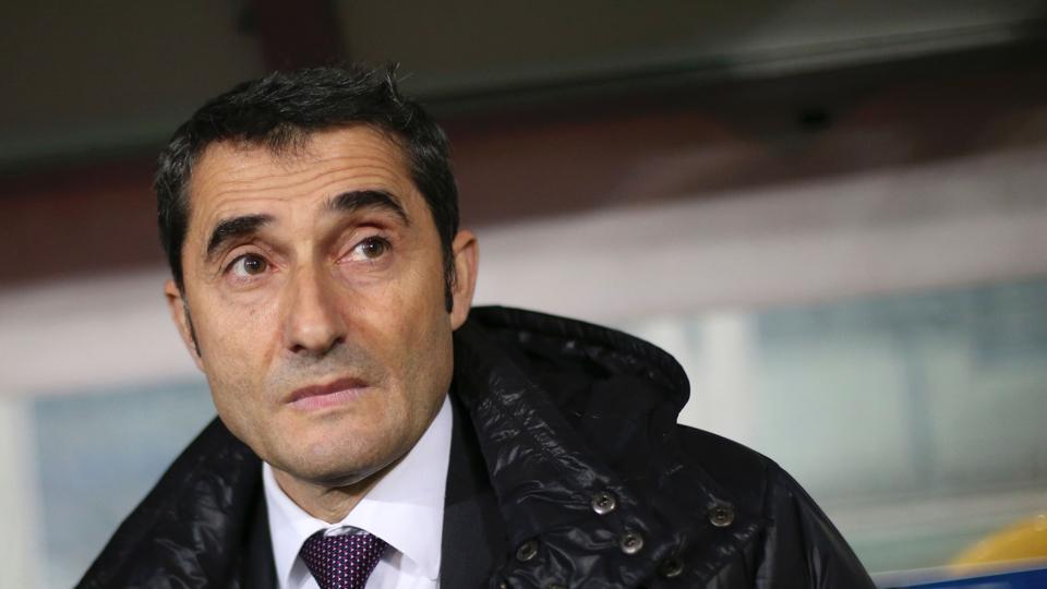 Former Athletic Bilbaocoach Ernesto Valverde will now manage FCBarcelona.