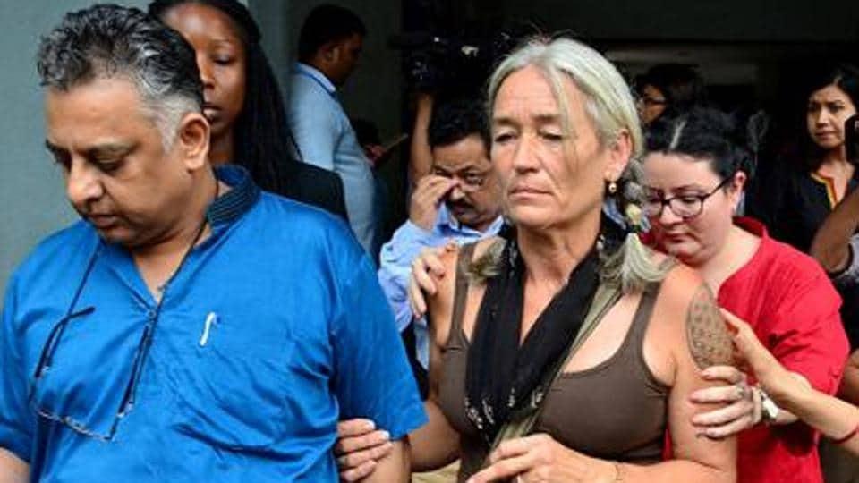 Scarlett Keeling murder,Fiona MacKeown,Letter to PM Modi