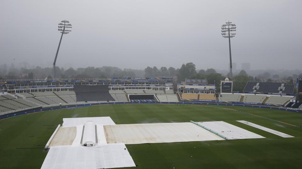 ICC Champions Trophy 2017: Australia, Pakistan warm-up tie abandoned