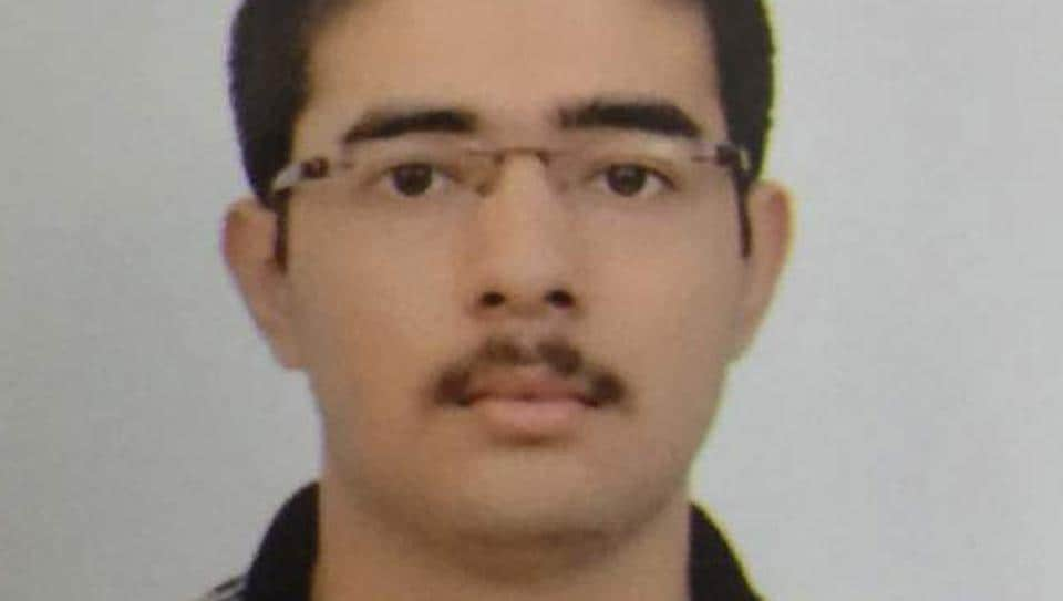 Divyansh Chaudhary, 18, wishes to pursue computer science and become a software developer