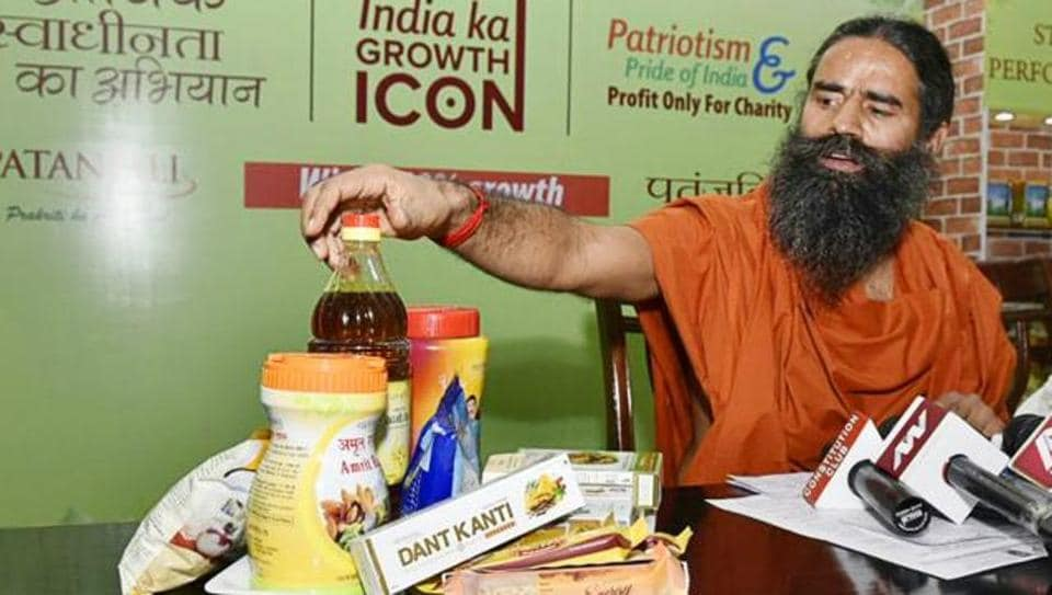Ramdev's Patanjali products fail quality test, RTI inquiry finds ...