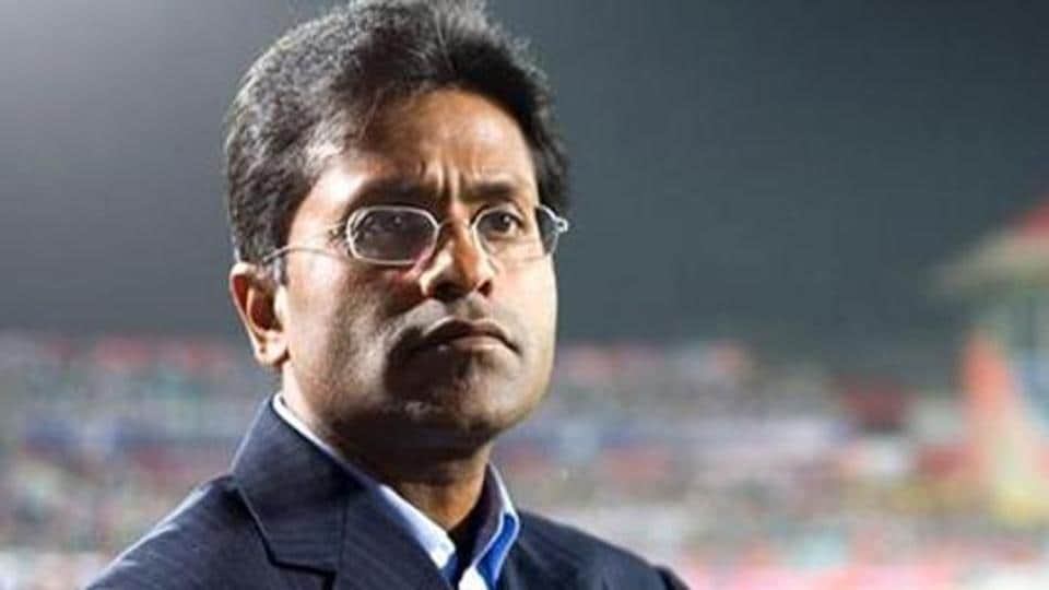 Former Indian Premier League commissioner Lalit Modi's (in picture) son Ruchir is contesting the Rajasthan Cricket Association elections.