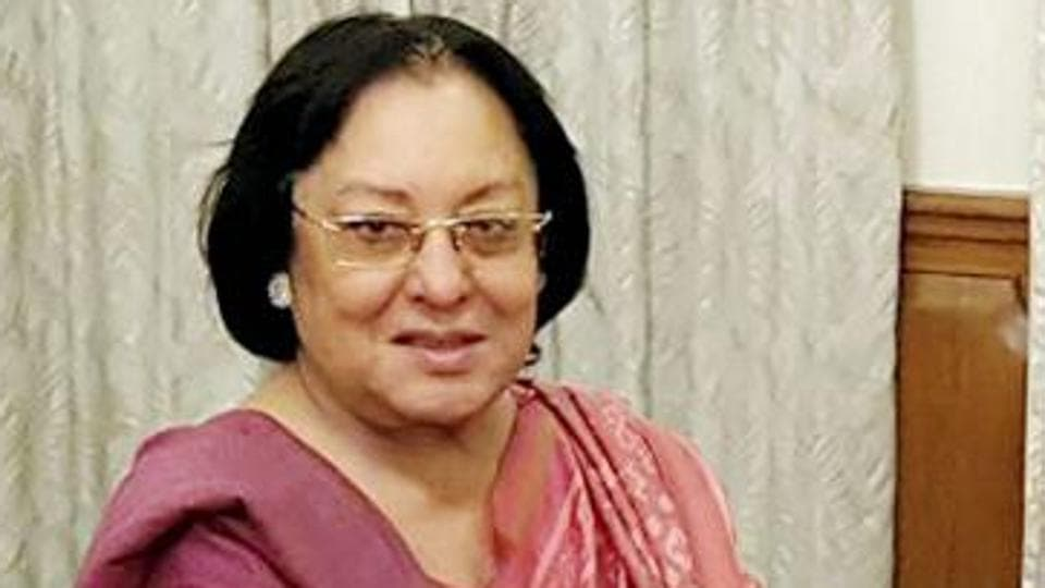 Manipur governor Najma Heptulla  has been appointed chancellor of Jamia Millia Islamia.