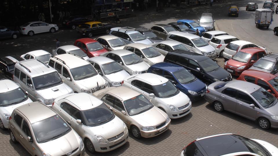 NDMC,North Delhi,Parking violations