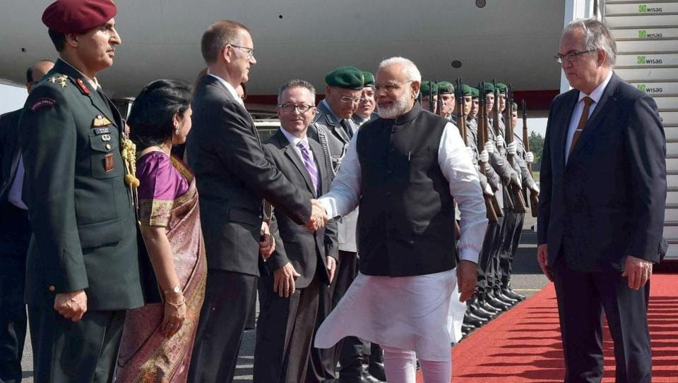 Narendra Modi,PM Modi,Modi in Germany