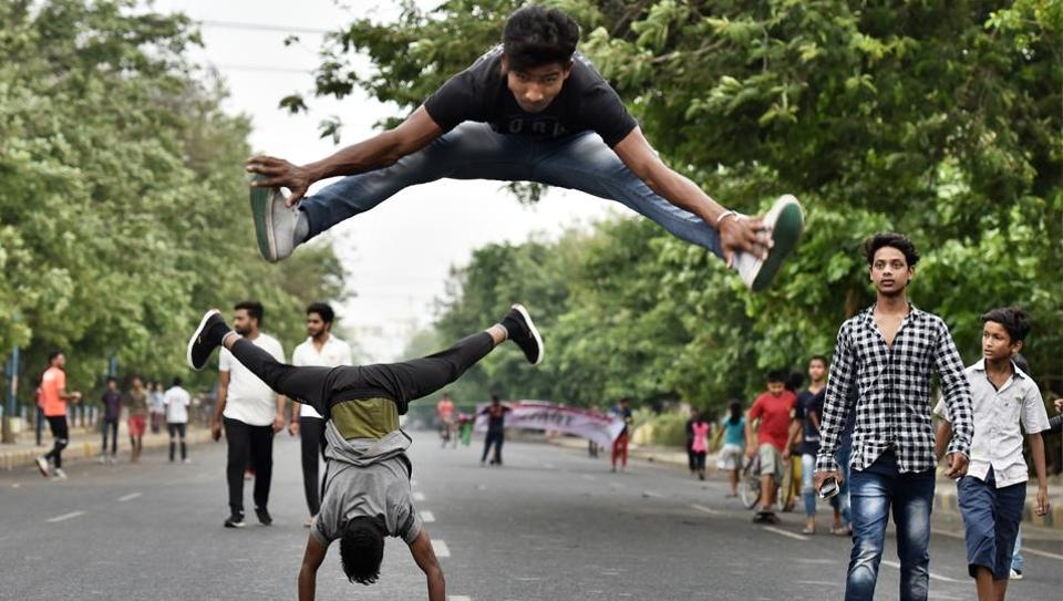 #ILoveGurgaon,Nitin Seth,Car Free Day core group